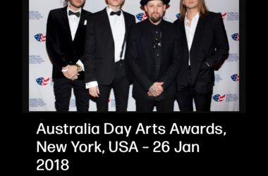 Chase Atlantic Aussie Day accolades