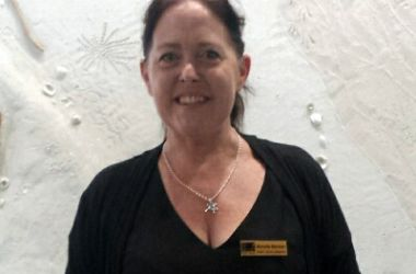 Meet Michelle, Green Island Resort Front Office