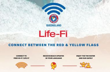 Life-Fi launched on Green Island