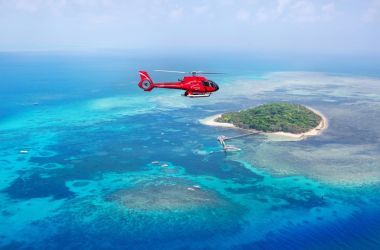 Flying high with Nautilus Aviation - new helicopter service to start from 1 April