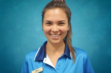 Meet Emily Van Padje
