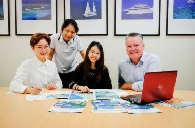 Quicksilver Group hosts Chinese University Interns