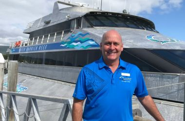 Meet Gary Savins, Quicksilver Dive School Operations Manager