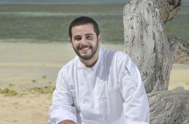 Local produce and the Reef inspire Green Island Resort's Executive Chef