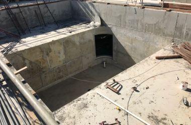 Quicksilver Dive Centre construction powering ahead
