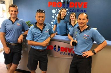Pro Dive Cairns Celebrating 35 Years of Scuba Diving Excellence