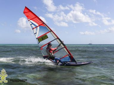 Green Island Windsurfing Nationals 2019
