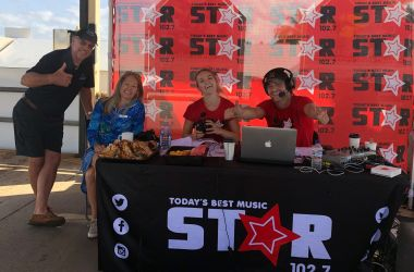 Star FM broadcasting across the waves