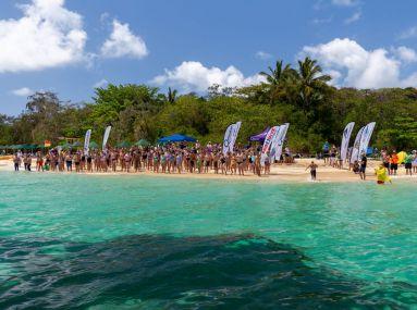 Great Adventures Green Island Ocean Swim