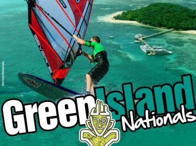 Green Island Windsurfing Nationals