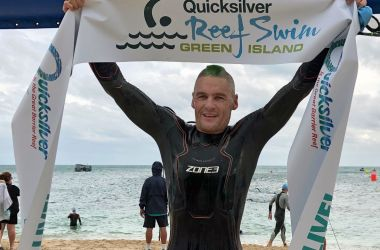 Quicksilver Green Island Reef Swim