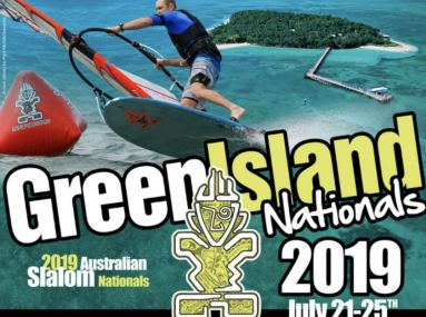 Green Island Windsurfing Nationals