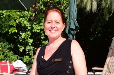 Congratulations Michelle, Green Island Resort Rooms Division Manager