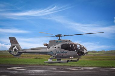 Flying high with Nautilus Aviation and new Airbus helicopters